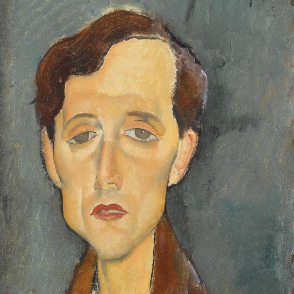 Amedeo Modigliani Artworks